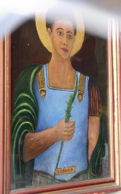dipinto san gervasio interno cappella web