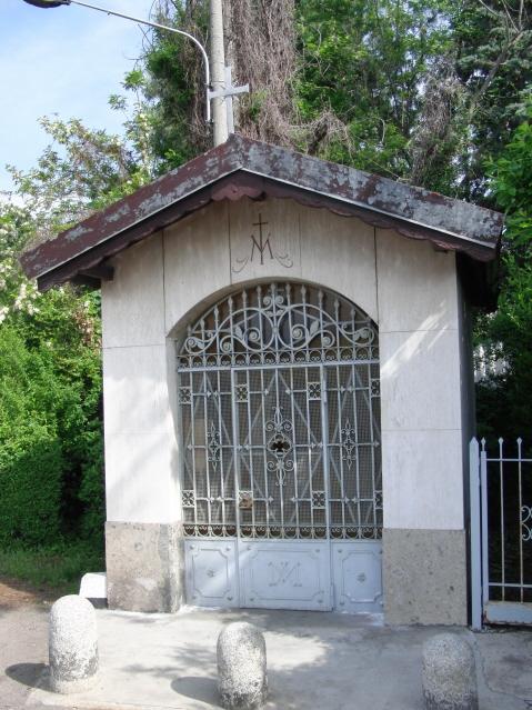la cappella dei santi gervaso e protaso