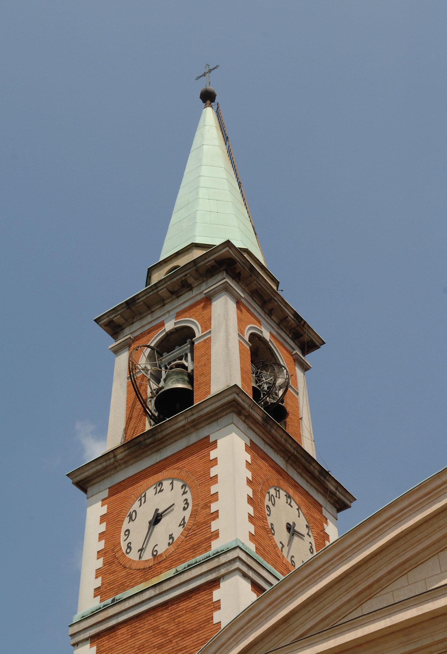 particolare campanile web